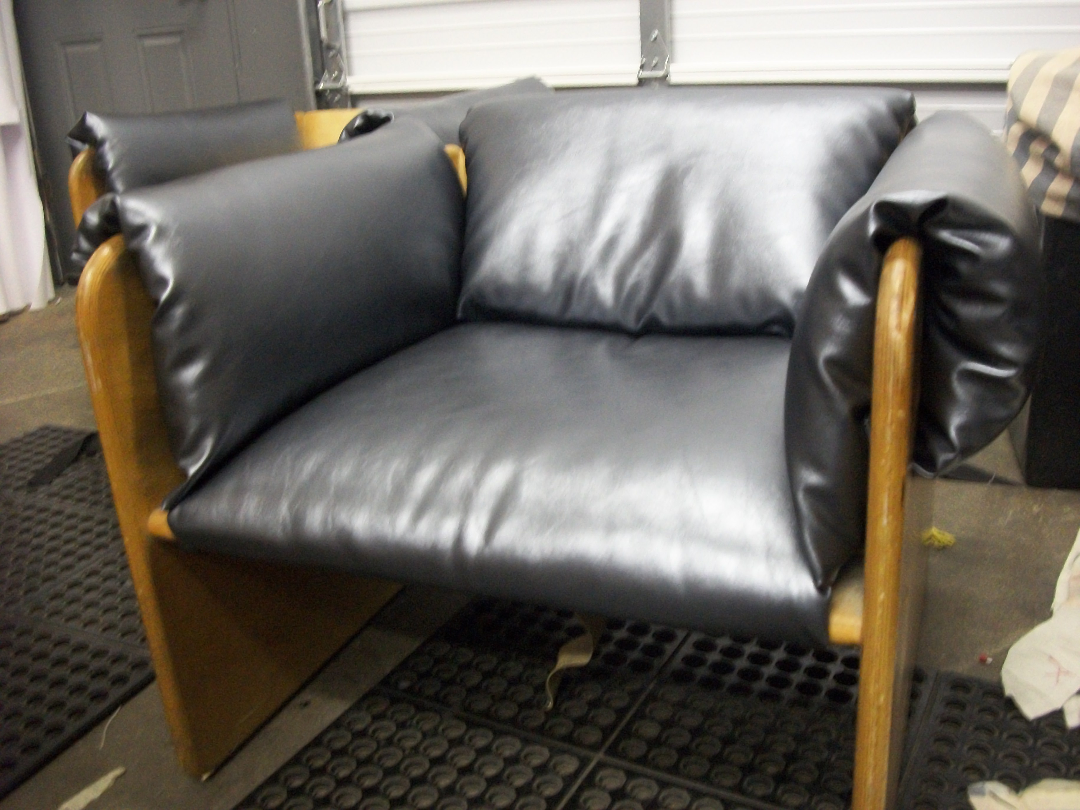 Vinyl Lux Sewing Upholstery Design